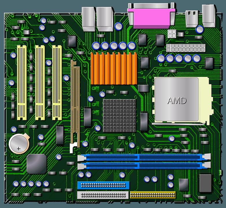 motherboard in hindi
