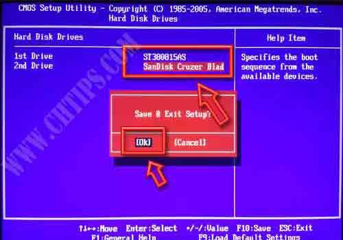 Install Windows 7 Using Pen drive