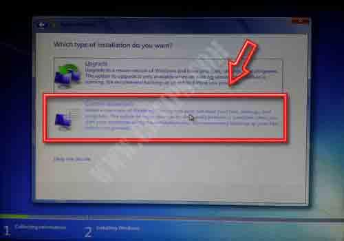 How To Install Windows 7 Hindi